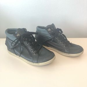 Target Xhilaration High-Top Lace-up Sneakers